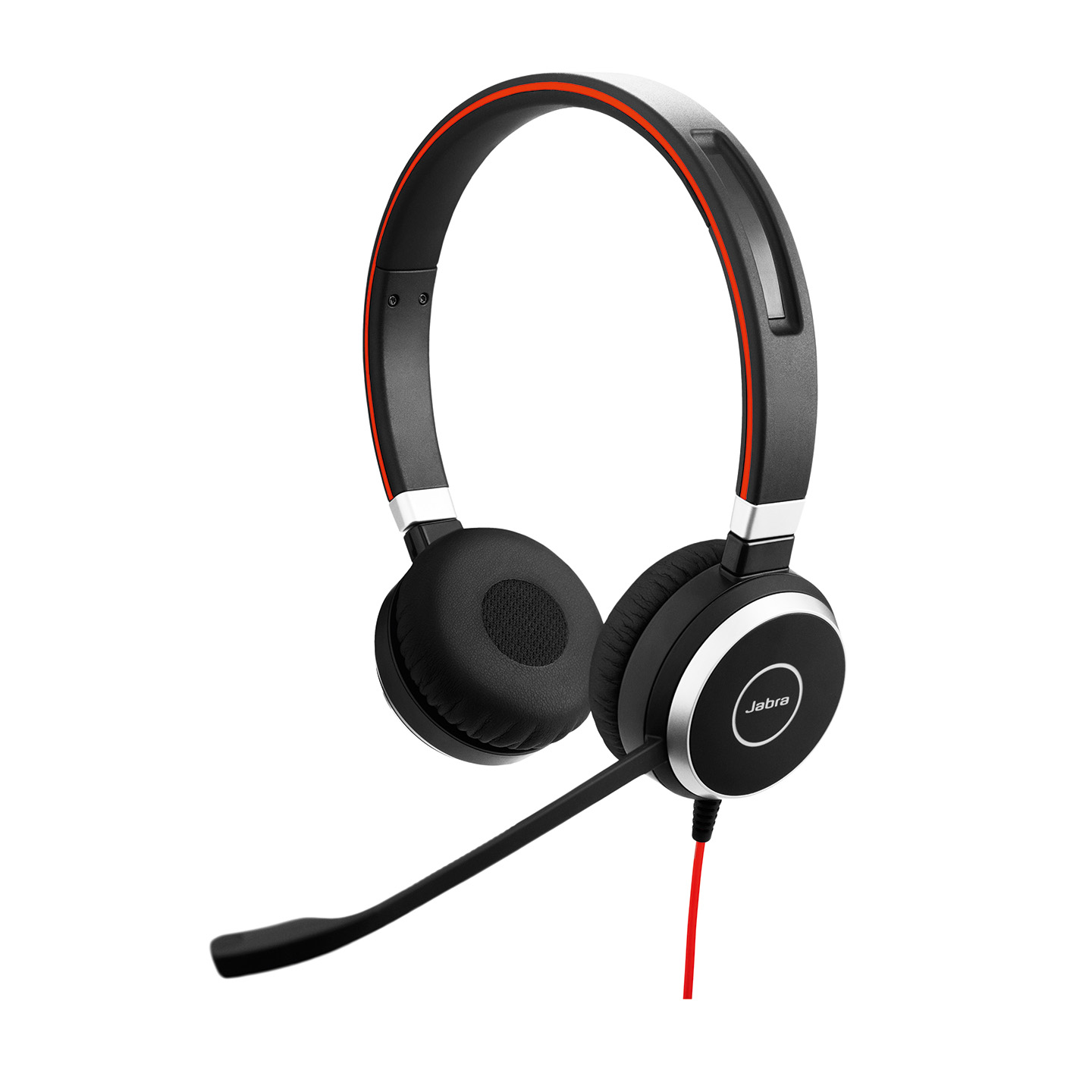 Jabra EVOLVE 40 Stereo headset with quality microphone